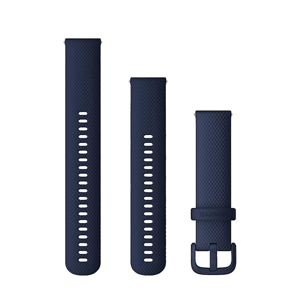 Venu Sq 20mm Band Navy