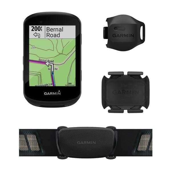 Edge 530 Sensor Bundle con Mapa Topo Sudamérica