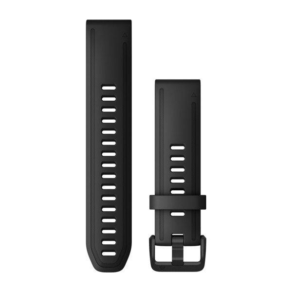 Fenix 6s/5s correa QuickFit Silicona Negra (20mm)