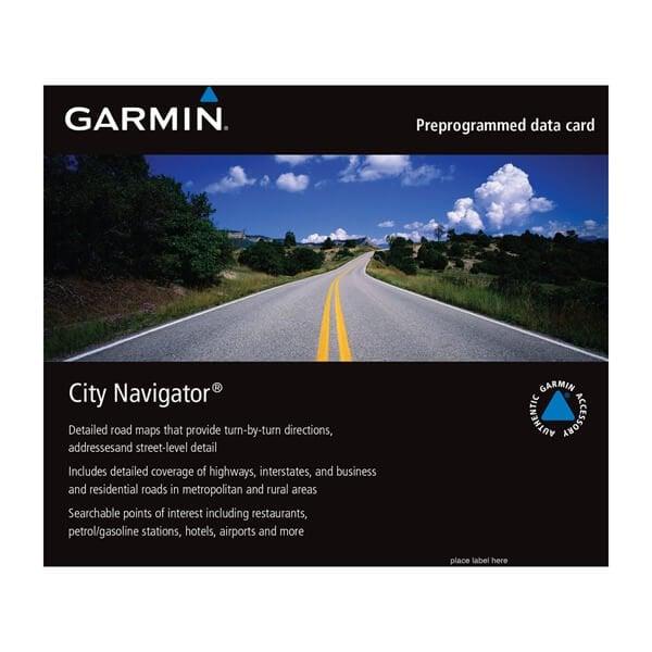 City Navigator Brazil