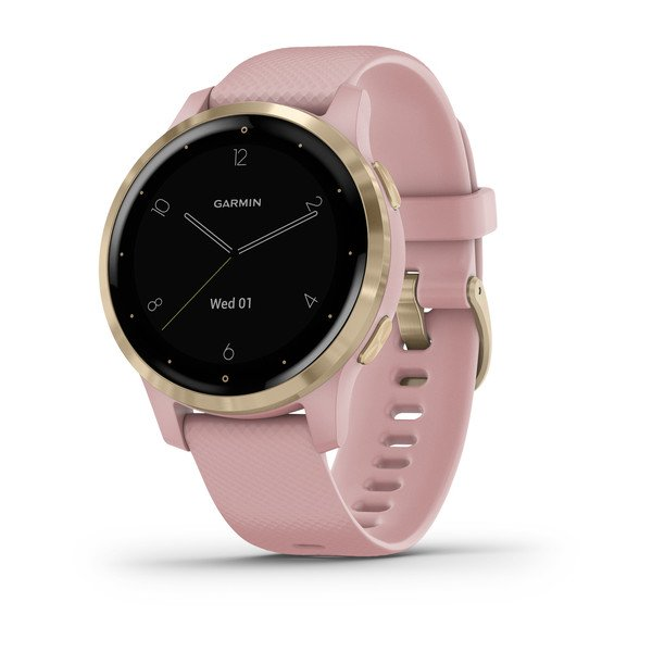 vivoactive 4s Dust Rose Gold
