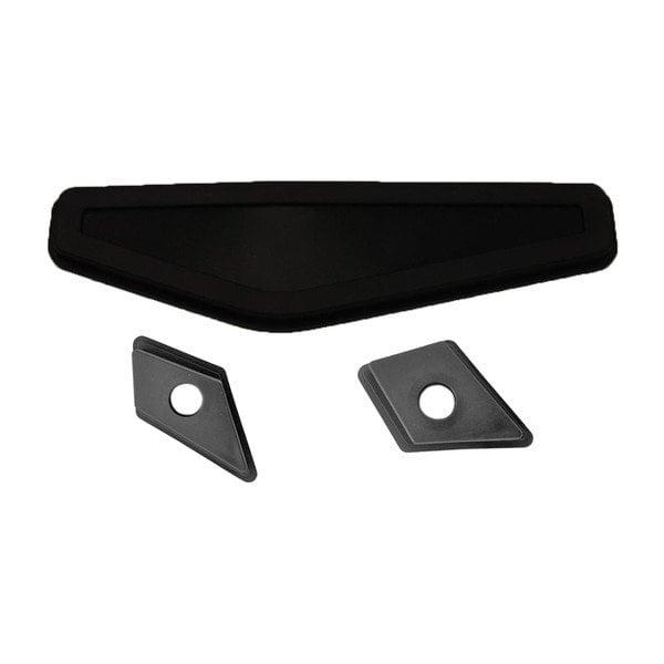 Conjunto de tapas de goma para rodillos de entrenamiento Tacx FLUX