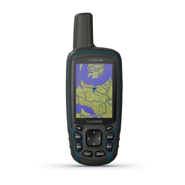 GPSMAP 64x con Mapa Topo Sudamérica