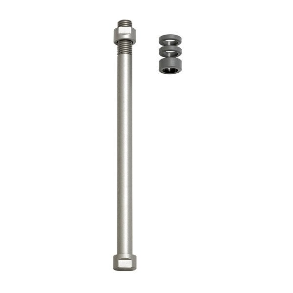 TACX E-Thru axle skewer 12 mm x 1.5 rear wheel