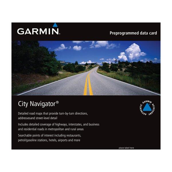 City Navigator Chile HERE