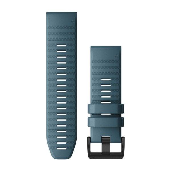 fenix 6X/5X Plus correa QuickFit Silicona Gris Azulado (26mm)