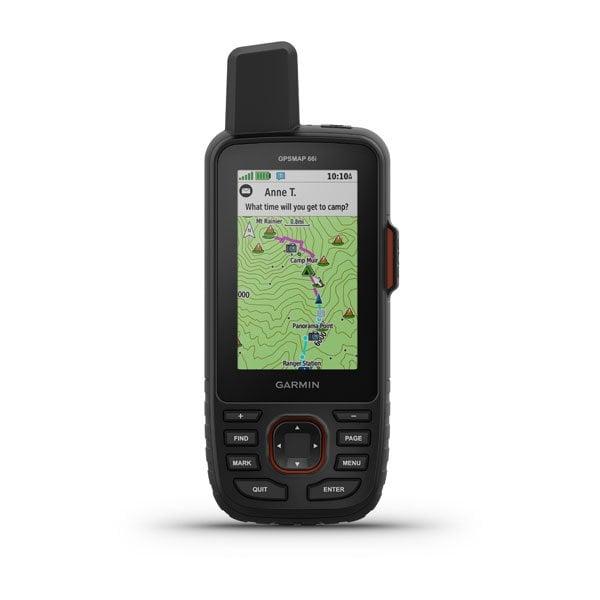 Serie GPSMAP® 66