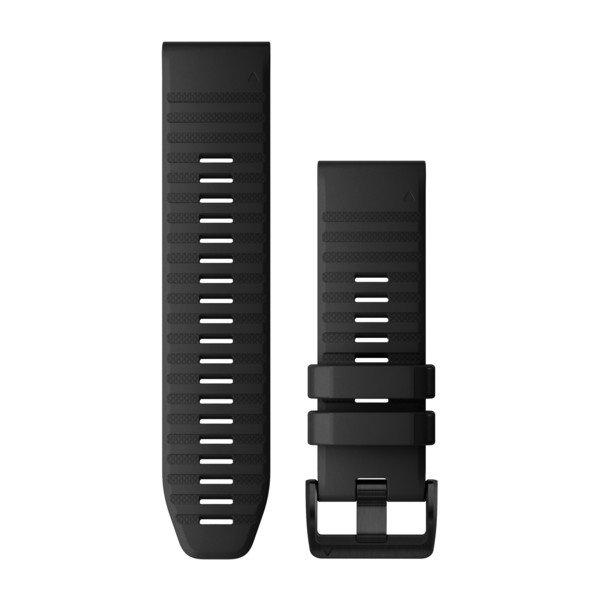 Fenix 6x/5x correa QuickFit Silicona Negra (26mm)