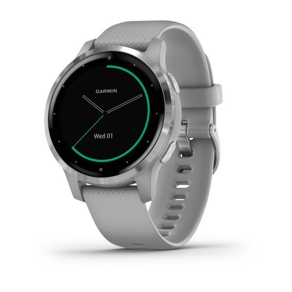 vivoactive 4s Powder Gray