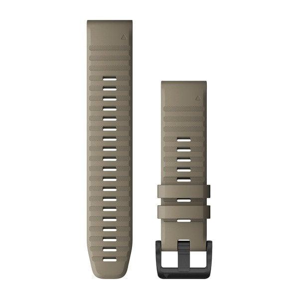 Fenix 5/6 correa QuickFit Silicona Dark Sandstone (22mm)
