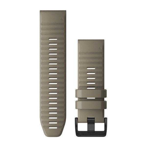 Fenix 6x/5x correa QuickFit Silicona Dark Sandstone (26mm)