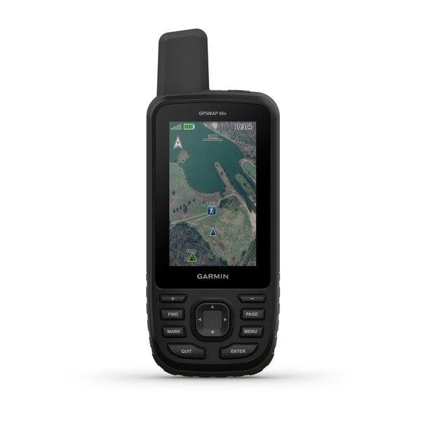 GPSMAP® 66s Mapa Topo Chile Deluxe