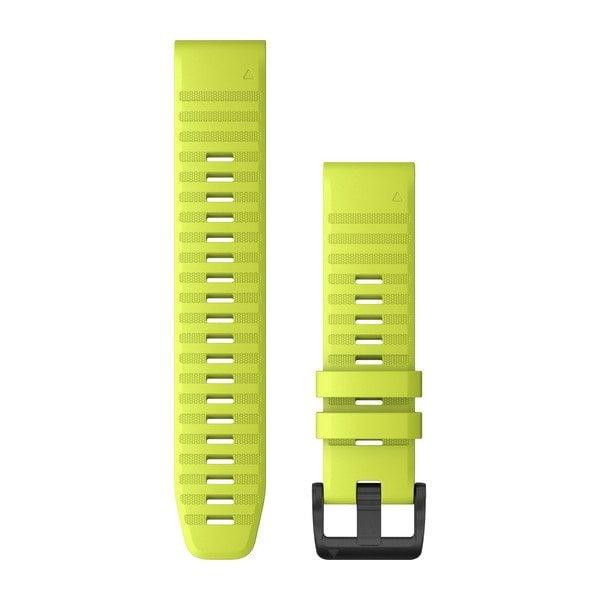 Fenix 5/6 correa QuickFit Silicona Amarilla (22mm)
