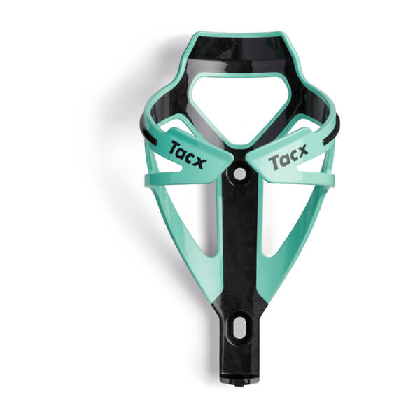 Tacx® Deva Bottle Cages Bianchi Green