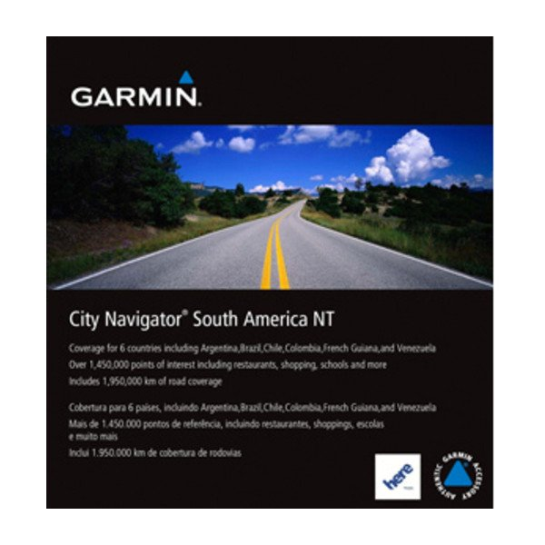 City Navigator South America NT