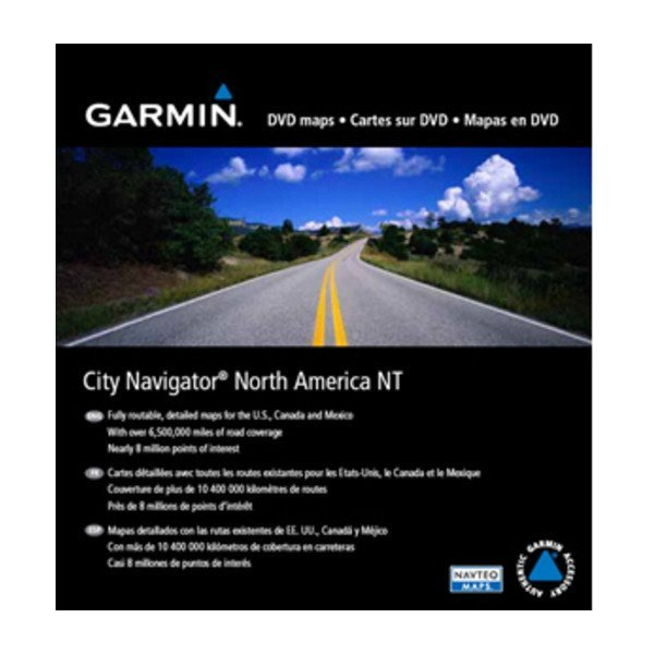 City Navigator North America NT