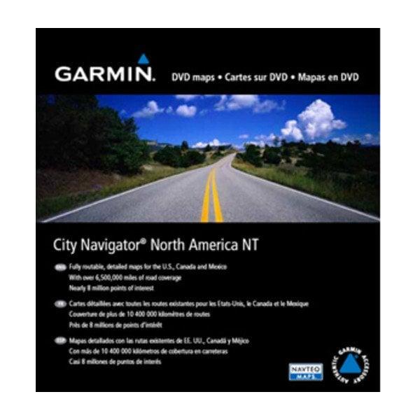 City Navigator North America NT
