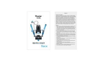 Manual Set, Booster